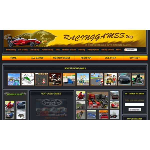 Free Fun Games - Top Online Racing Games For Free