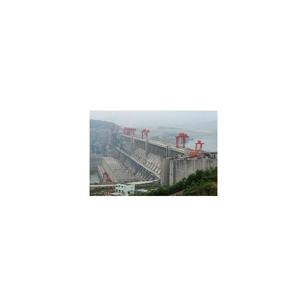 Three Gorges Dam (Source: Wikipedia)