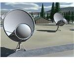 Allen Telescope Array - Artist's View