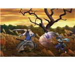 Muramasa: The Demon Blade is a unique fighting adventure
