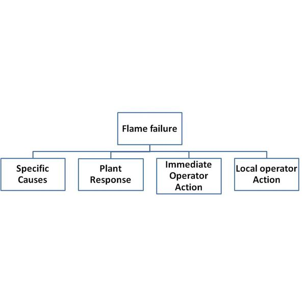 Causes for Flame Failure in a Boiler and Operator Action