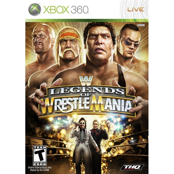 WWE Legends of Wrestlemania Cheats for Xbox 360