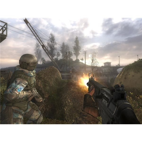 Review of S.T.A.L.K.E.R.: Clear Sky - Mutant Fun in The Zone with the Deep Silver Prequel to S.T.A.L.K.E.R