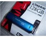 Faked Kingston 128 GB USB flash drive