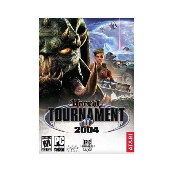 Unreal Tournament 2004 Review - Science Fiction FPS for Windows PC - Game Review of UT2K4