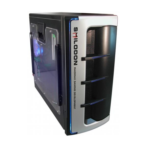 Few cases are as easy to work with as the Raidmax Smilodon