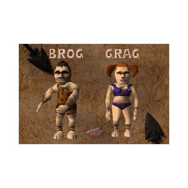 cromagrally characters