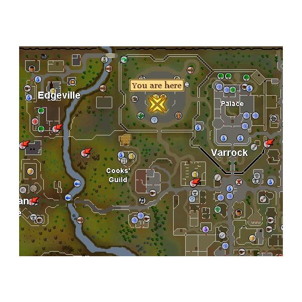 Runescape Grand Exchange - Buy and Sell Your Way to Millions