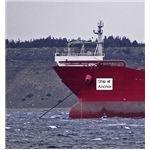 Wind Pushing the Ship
