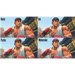 Street Fighter IV PC shaders