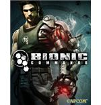 Box art for new Bionic Commando 2009