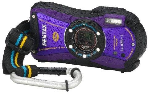 Pentax Optio WG-1 Digital Camera