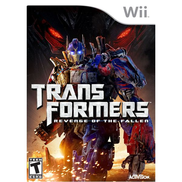 Wii Gamers' Transformers: Revenge of the Fallen Video Game Review
