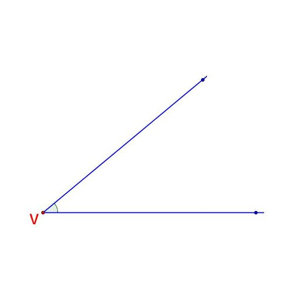 Vertex in Angle