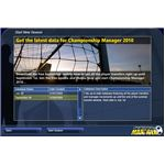 Championship Manager 2010 launch console