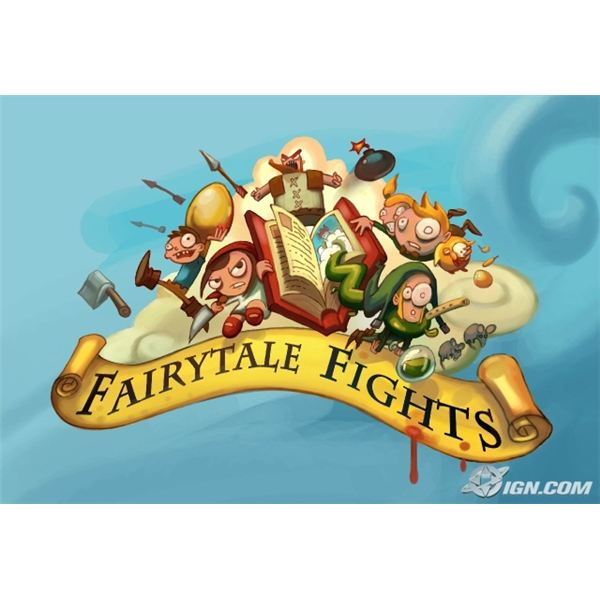 An Introduction to Fairytale Fights for Xbox 360
