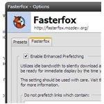 Faster fox prefetching