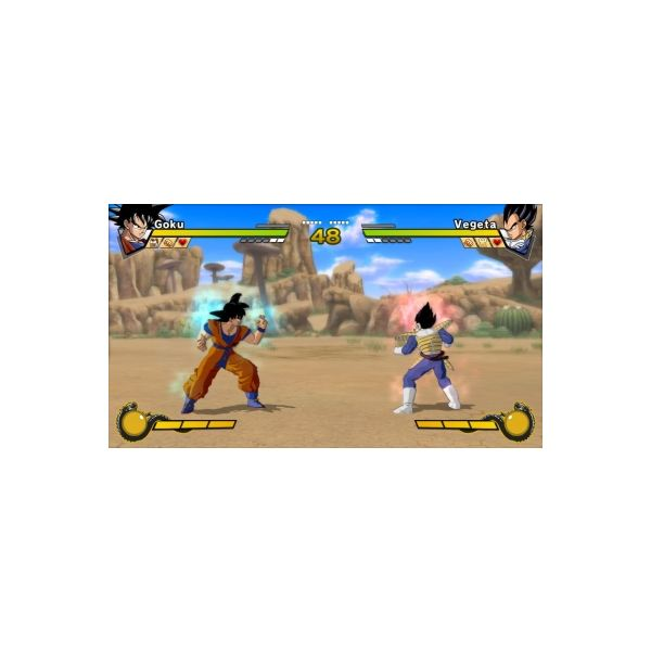 One-On-One with Vegeta