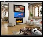 Screens to Hide a Flat Screen TV - Art Lift