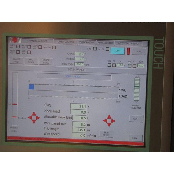 NOV Crane LCD