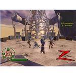 The Destiny of Zorro swash buckling action