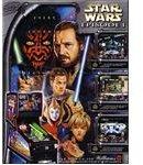 Star Wars Episode I pinball