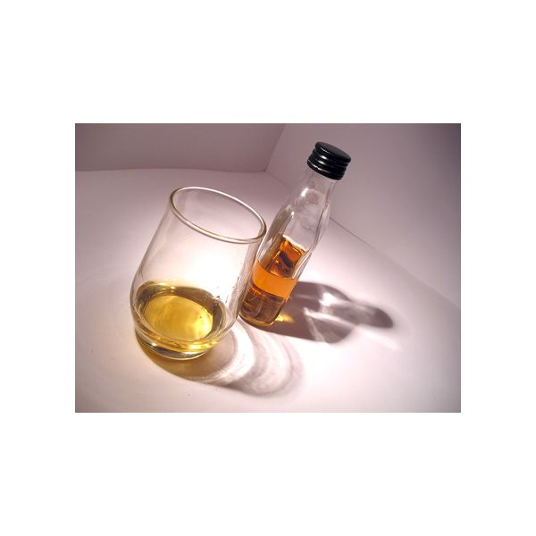 Self-medication through alcohol can lead to abuse.