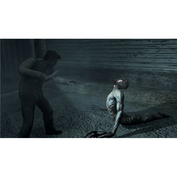 Silent Hill Homecoming Monster Attack