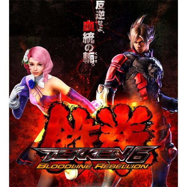 New Characters Slated for Tekken 6