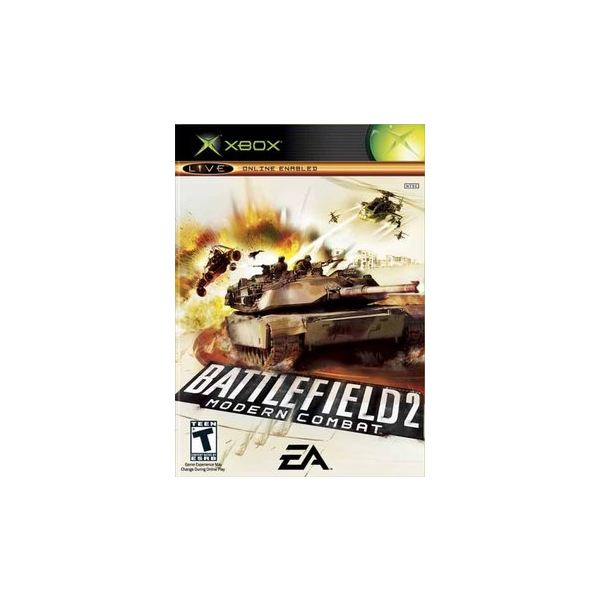 Battlefield 2: Modern Combat Review of the new FPS Game for the Xbox, PS2 or Xbox 360