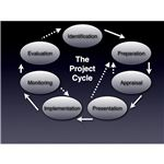 Visual Definition of the Project Cycle