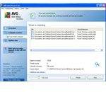 Free antivirus and trojan removers: AVG