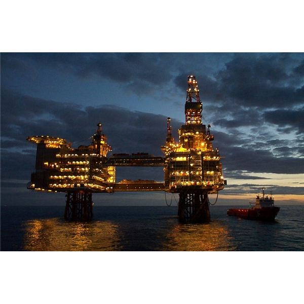 Deep Sea Oil Drilling - Extracting Black Gold from the Oceans