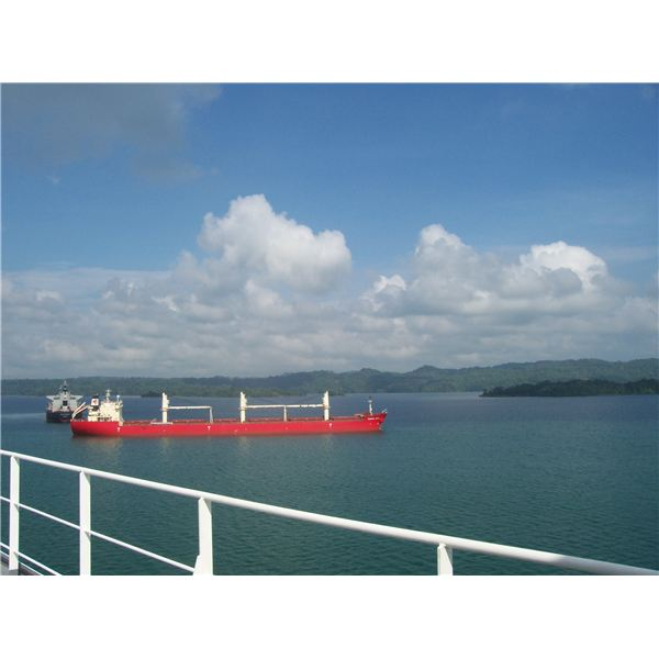 Gatun Anchorage