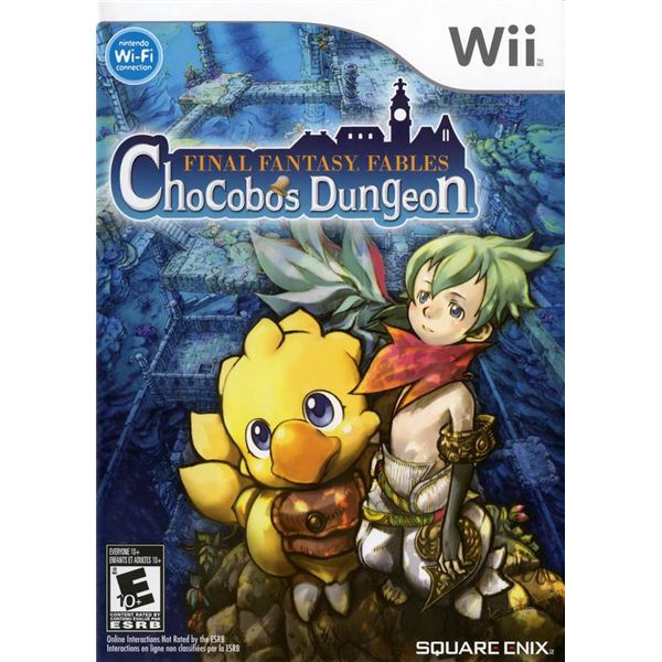 Final Fantasy Fables: Chocobo's Dungeon Review for Nintendo Wii
