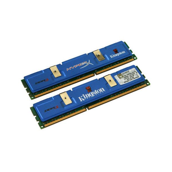 DDR3 Memory from Kingston Technologies