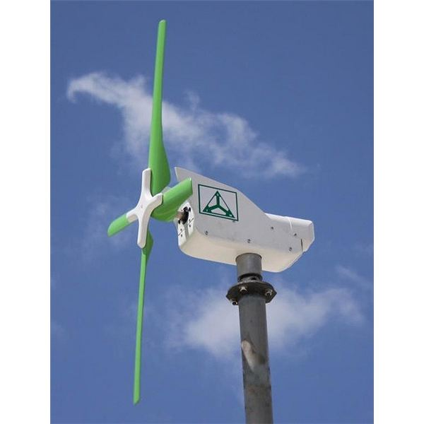 Electrical Systems Within a Wind Turbine