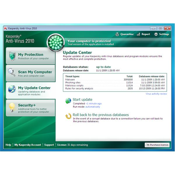 The Best Antivirus Programs For Windows 7 Bright Hub