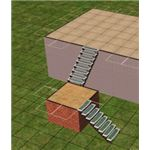 Creating Modular Stairs in the Sims 2