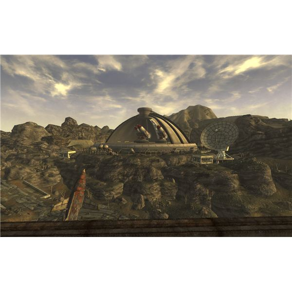 Fallout: New Vegas - Come Fly With Me - Launching the Rockets