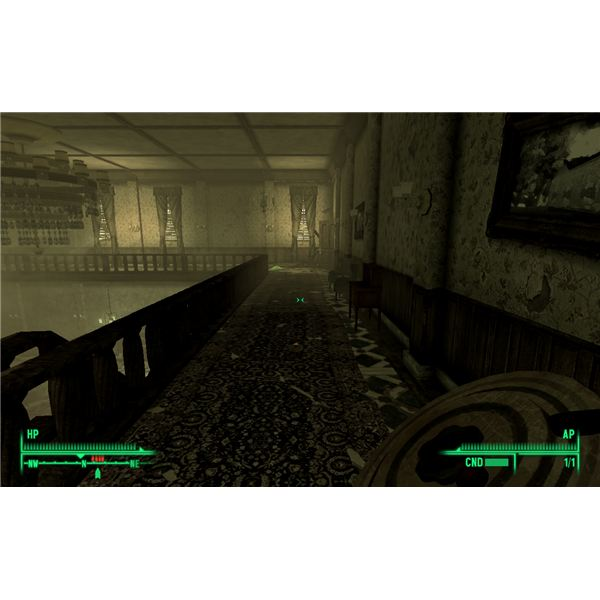 Fallout 3: Point Lookout - Laying Mines Can Help Desmond Defend the Mansion