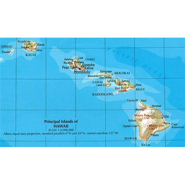 Want to Learn About Hawaii? Facts, Map and State Symbol