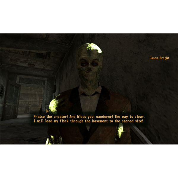 Fallout: New Vegas - Come Fly With Me - Jason Bright