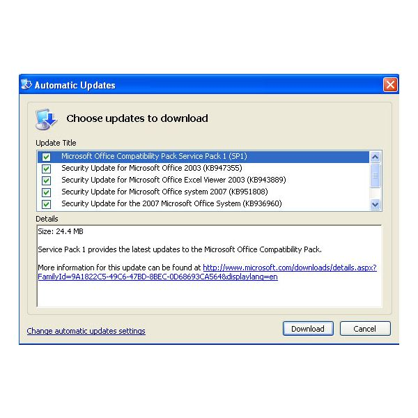 Understanding The Options For Windows Automatic Updates