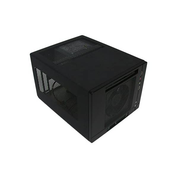 The SIlverstone SG05 is a great multimedia HTPC case