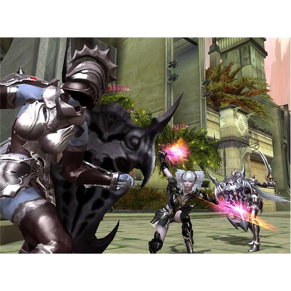 Scout Aion Screen Shot