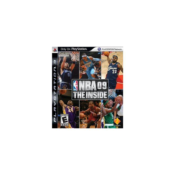 NBA '09 The Inside PS3 Trophies Guide