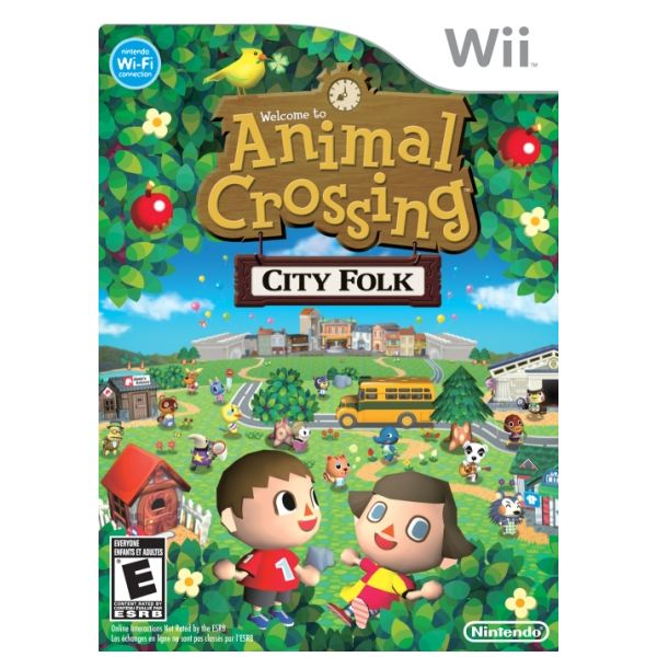 Guide to Holiday Events in Animal Crossing City Folk for the Nintendo Wii: January through May