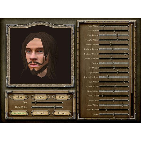 Mount and Blade Character Creation Guide - How to Set-Up Your Mount & Blade Character