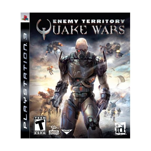 PS3 Game Review - Enemy Territory: Quake Wars